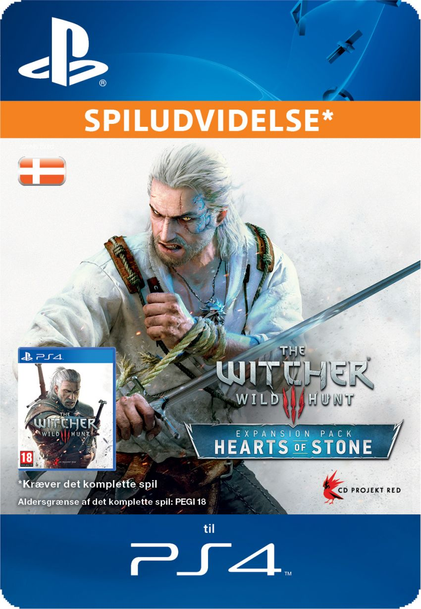 The Witcher 3: Wild Hunt – Hearts of Stone (DK)