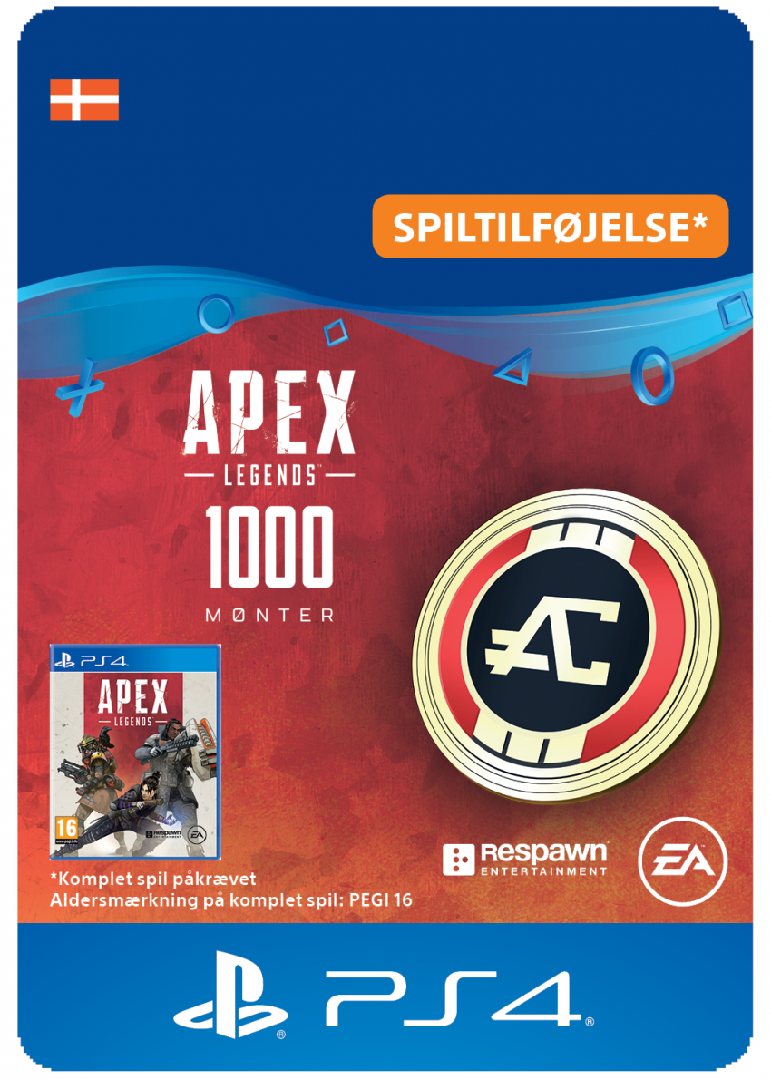 Apex Legends™ - 1000 Apex Coins