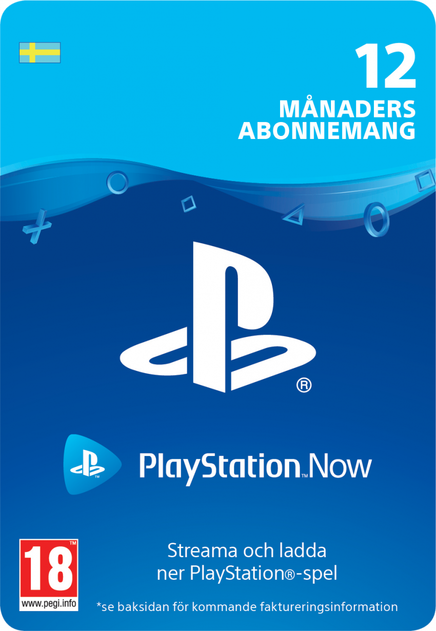 PlayStation™Now: 3 Month Subscription